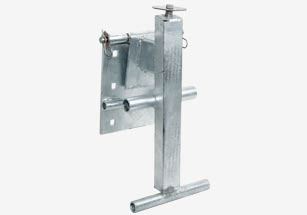 Floating Dock to Dock Bracket