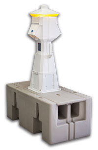 2000 Series Lighthouse Utility Pedestal