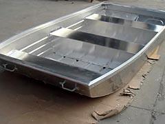 Sp10 Rivited Amp Welded Aluminum Jon Boat