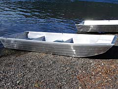 SP12 Rivited & Welded Aluminum Jon Boat